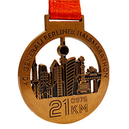 Médaille antique couleur bronze