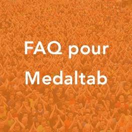 FAQ pour Medaltab