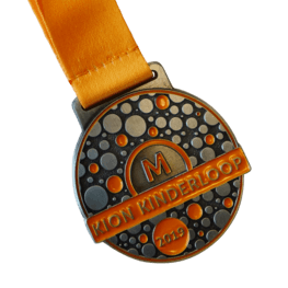 Kids Run médaille Marikenloop