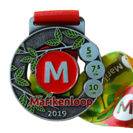 Ladies Run médaille Marikenloop