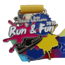 Run & Fun médaille