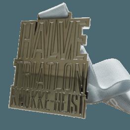 Triathlon médaille Knokke-Heist