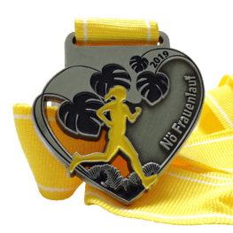 Ladies Run médaille Nö Frauenlauf