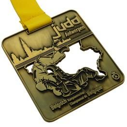 Médaille arts martiaux et sports de combat