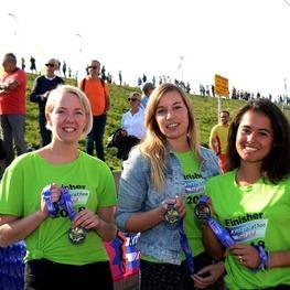 Kustmarathon Zeeland médailles