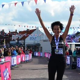 Kustmarathon Zeeland marche