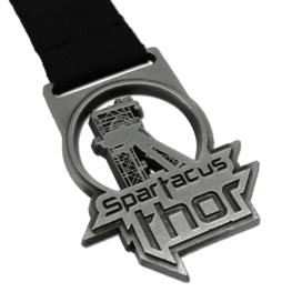 Obstacle médaille Spartacus Thor